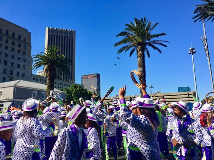 Cape Street Parade clean-up costs City R140k