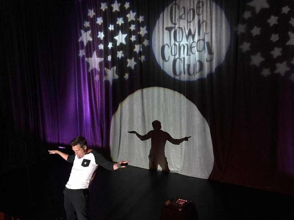 Cape Town Comedy Club's Jesters in the Park - Season 2