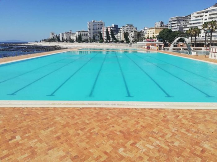 Sea Point pool reopened