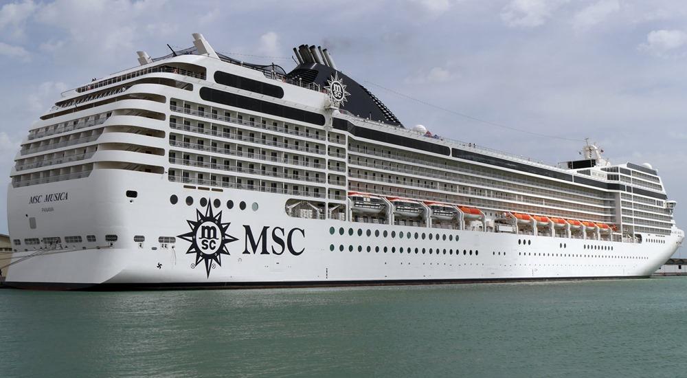 MSC Musica still unable to dock