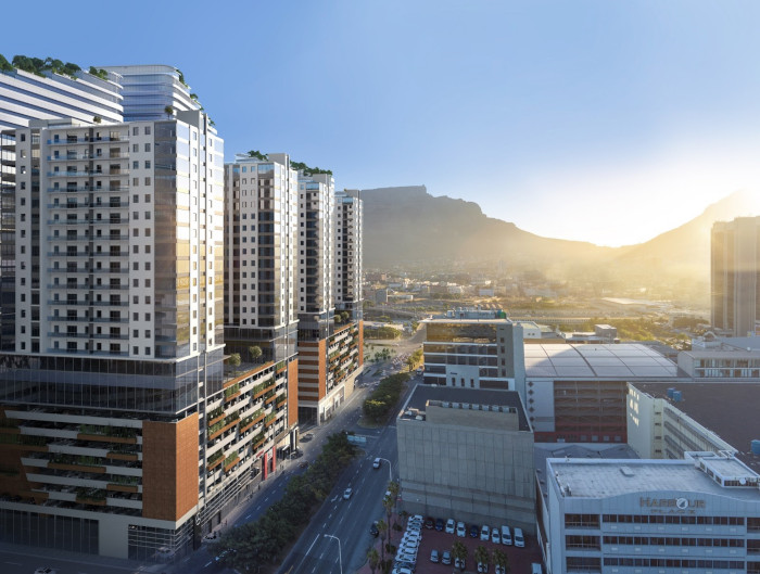New precinct planned for Cape CBD