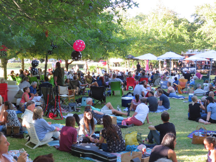 Backsberg's 10th Annual Picnic Concerts 2019
