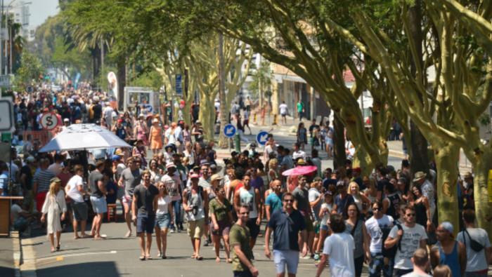 Open Streets Cape Town: Bree Street