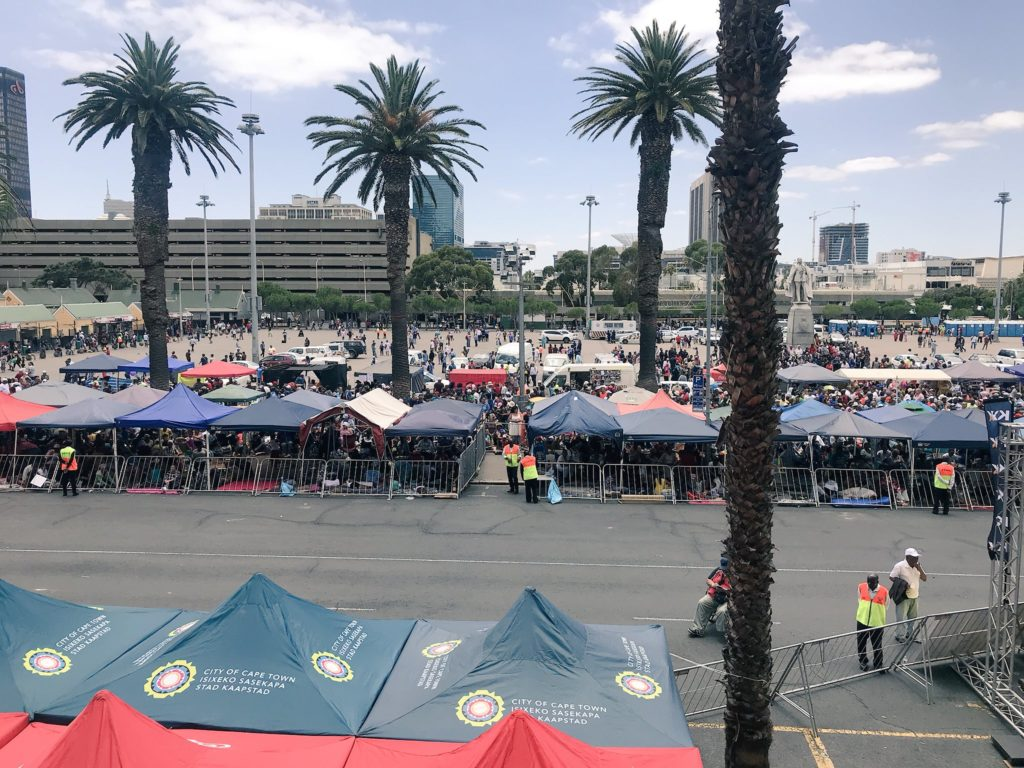 Road closures for The Cape Town Street Parade