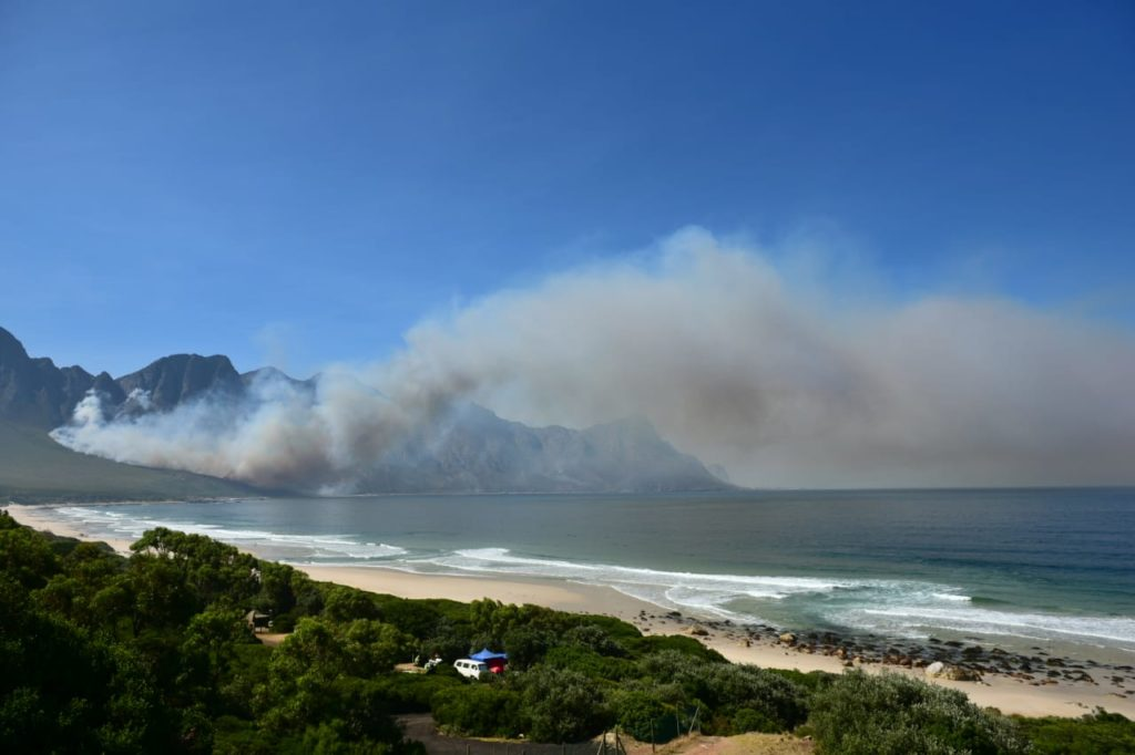 Suspected Overstrand fire starter to remain behind bars