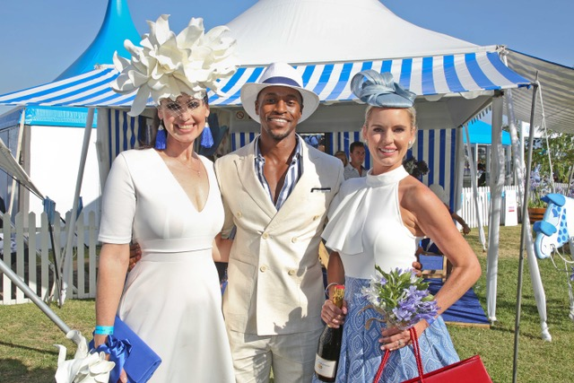 The L'Ormarins Queen's Plate does it again