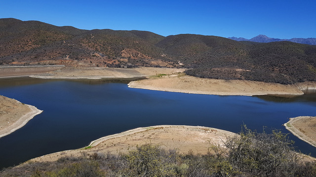 Garden Route dams at all-time low
