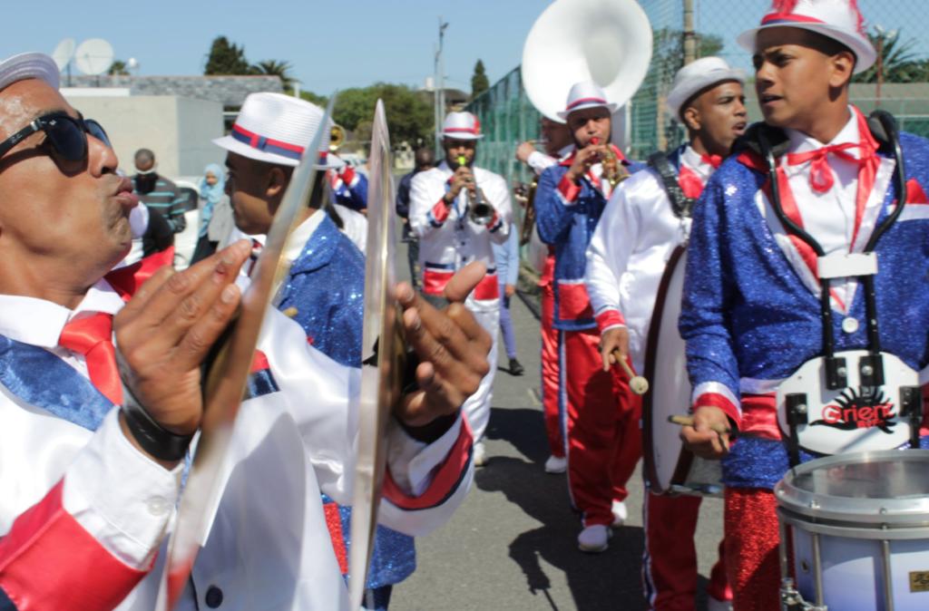 Cape Town celebrates 'Tweede Nuwe Jaar'