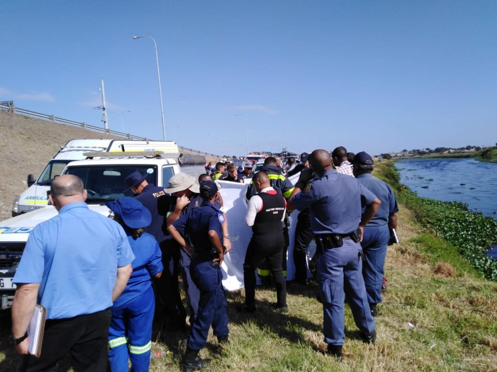 City employee drowns in river