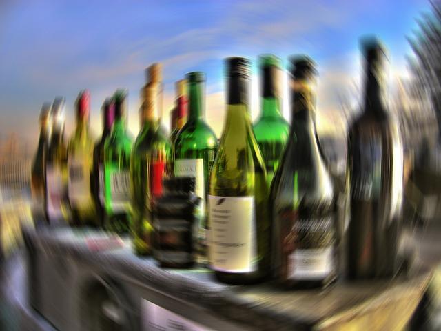 Festive period alcohol confiscations decrease