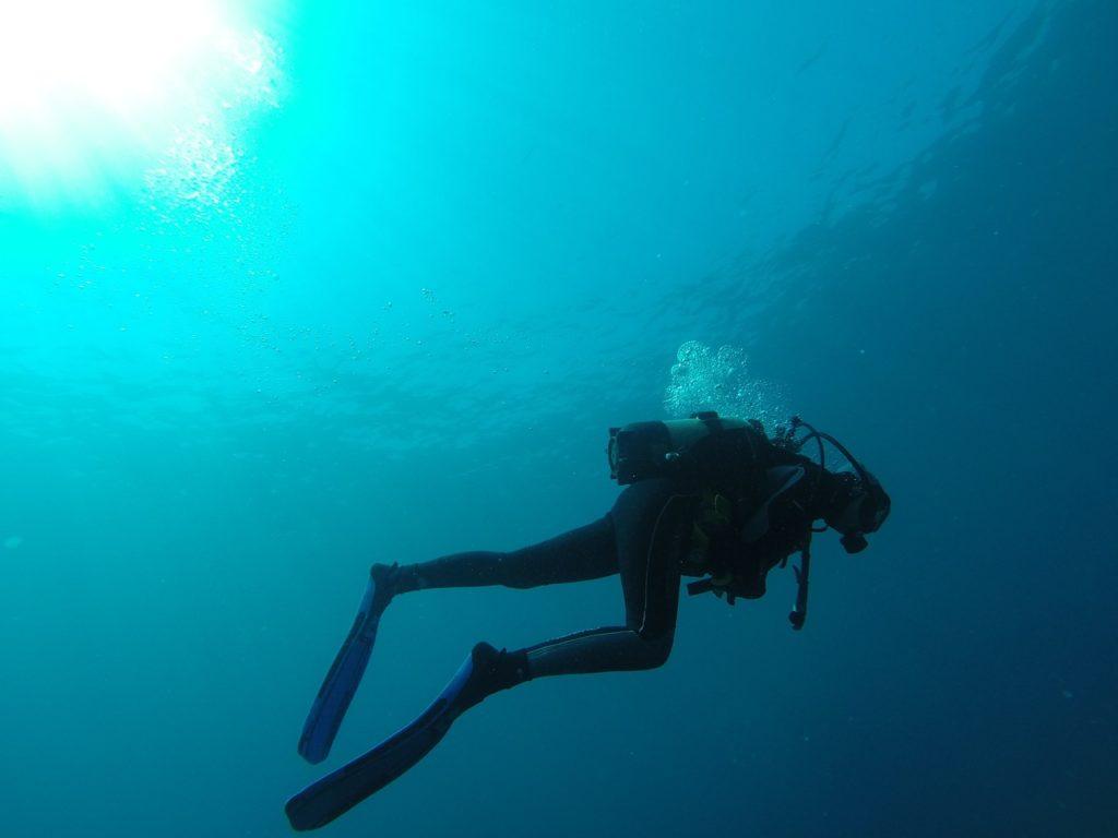 Scuba Diver critical after near drowning