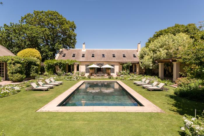 Luxury villa La Rive opens for individual bookings
