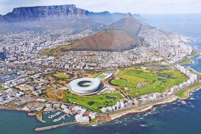 Cape Town welcomes more International visitors