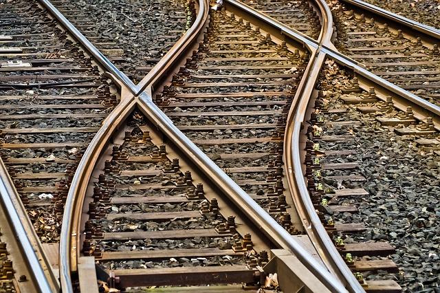 Police investigate burnt bodies found near railway