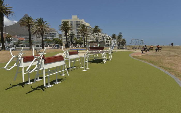Sea Point Promenade undergoes revamp