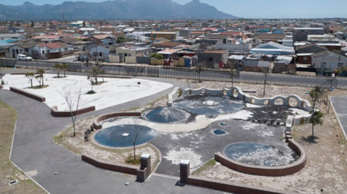 R7-million recreational park destroyed