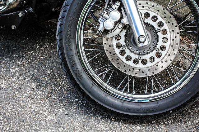 Biker brought back to life after accident