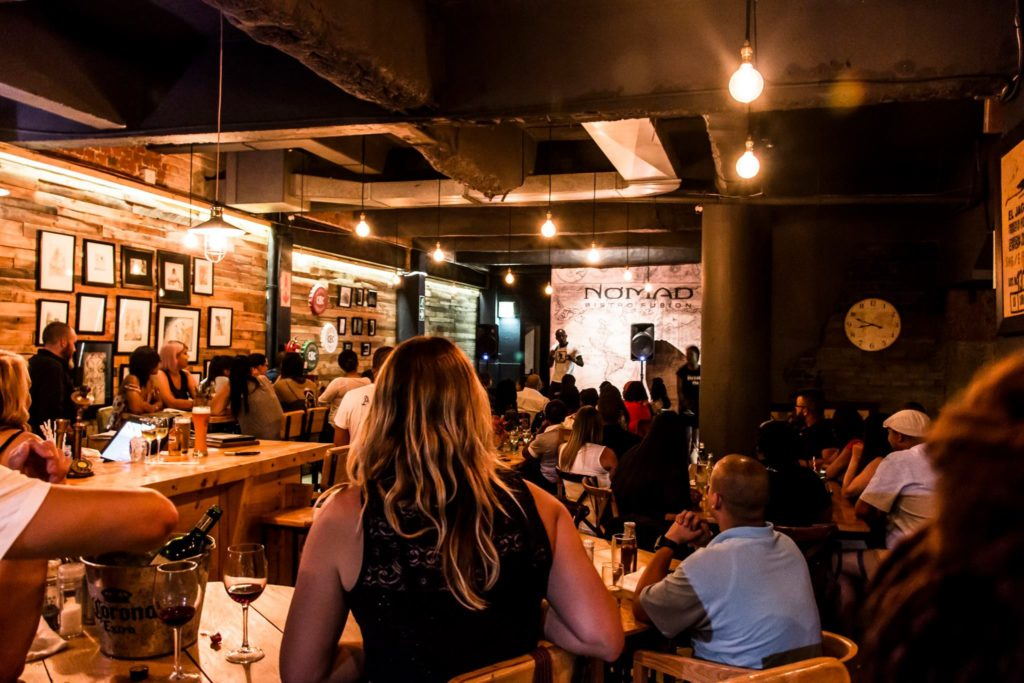 NOMAD Bistro & Bar hosts Cape Town Experience Awards 2019