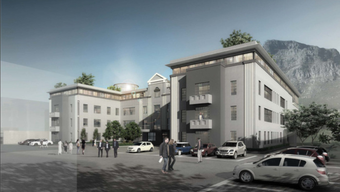 Seven new buildings planned for UCT