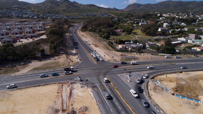 Kommetjie road project may be completed this year