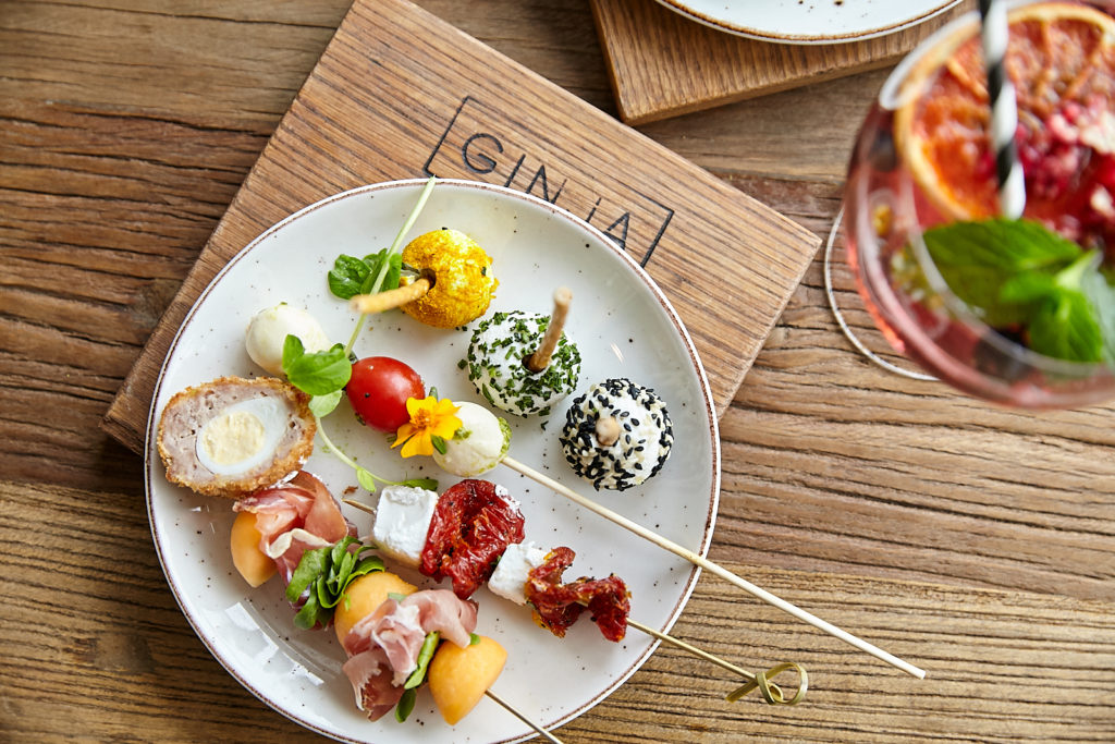 WIN: A Gin High Tea experience at GINJA Restaurant