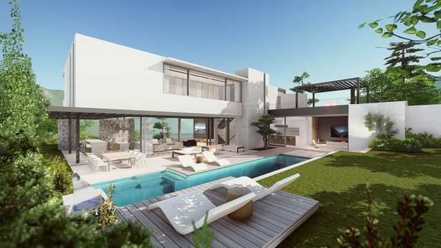 Construction begins at exclusive Atlantic Seaboard estate