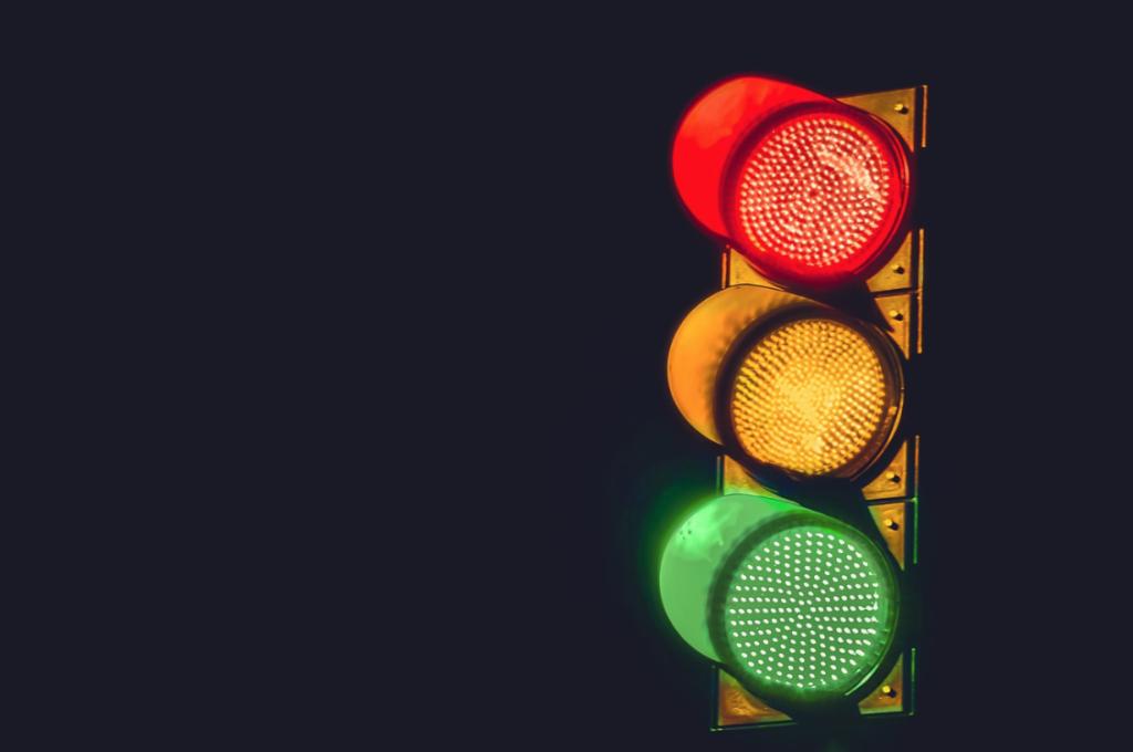 Traffic light failure leads to nightmare congestion