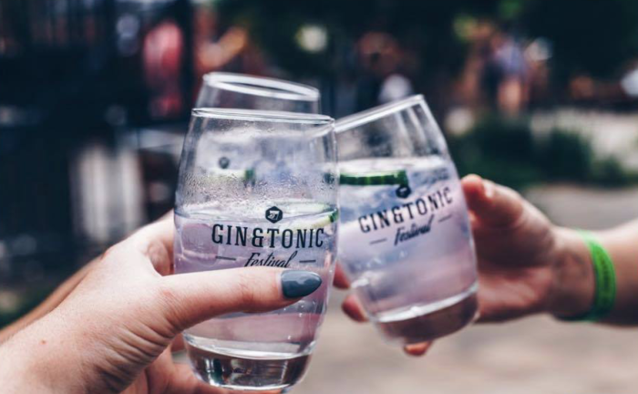 Sip, sip hooray! The Gin & Tonic Festival is on its way