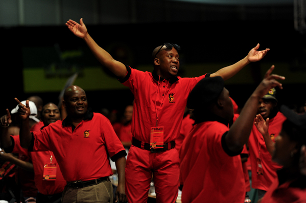 Cosatu protest may cause delays