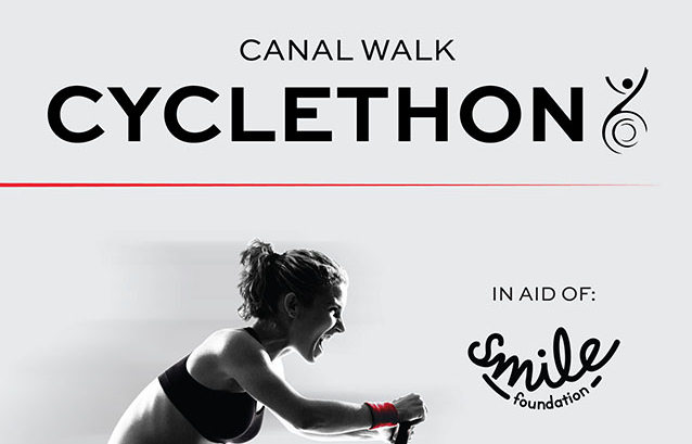 The 2019 Canal Walk Cyclethon