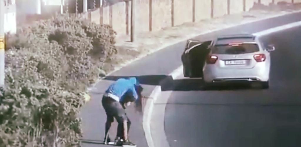 Viral video helps nab suspect