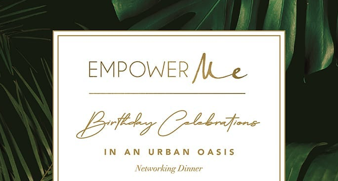 Empower Me Celebrates In The Urban Oasis