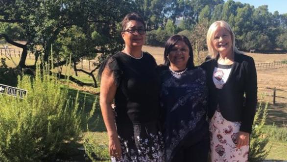 Western Cape women scoop international awards