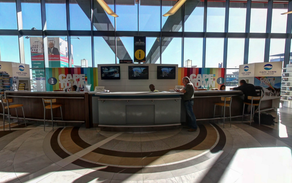 R7-billion upgrade plans for Cape Town airport