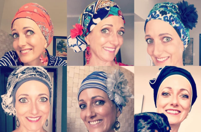 Capetonian makes beautiful hats for cancer patients