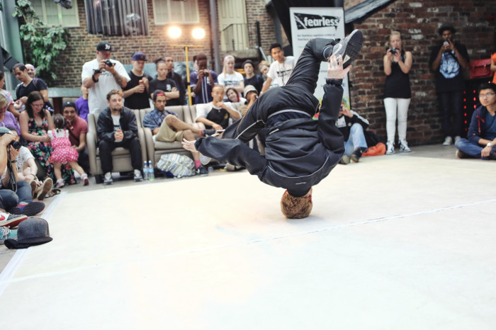 Breakdancing proposed sport for 2024 Olympics