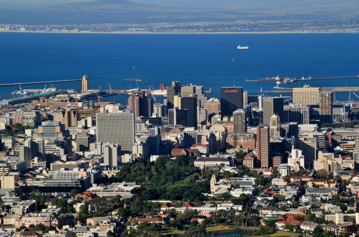 Cape Town 'best paying' city in SA
