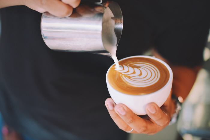 World's first molecular coffee made without beans