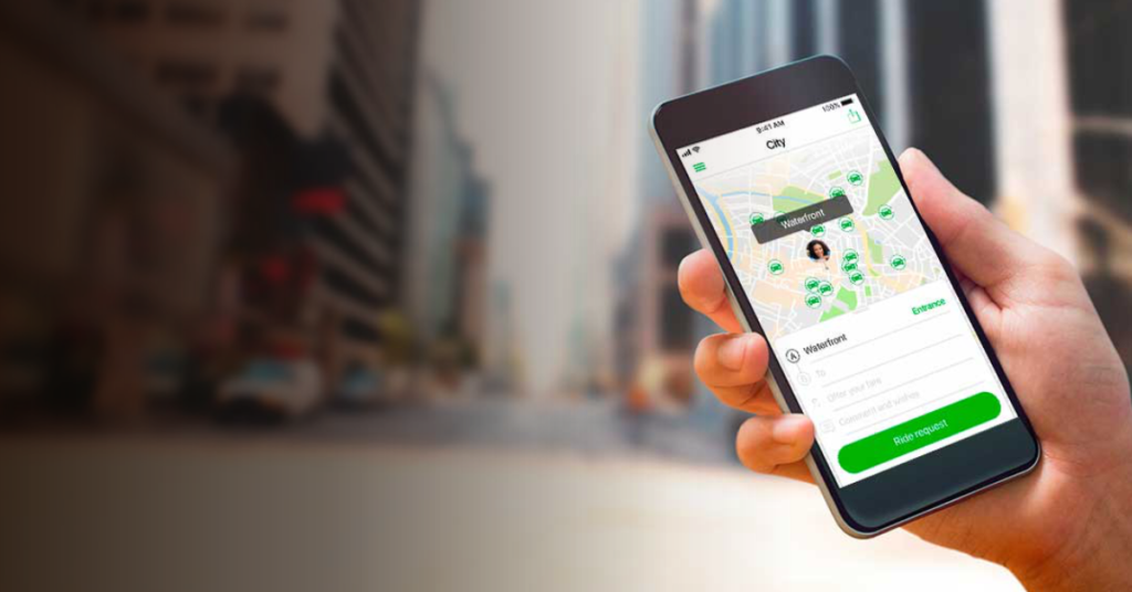 New ride-hailing app lets you decide fees