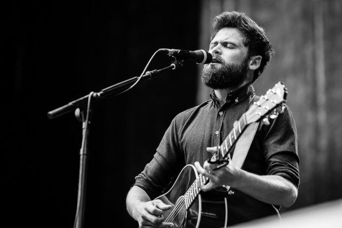 Passenger to open for Ed Sheeran
