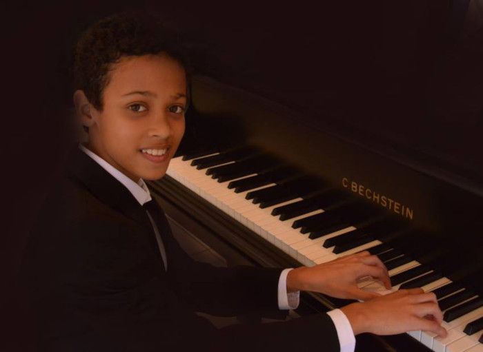 Pianist prodigy to perform in Cape Town