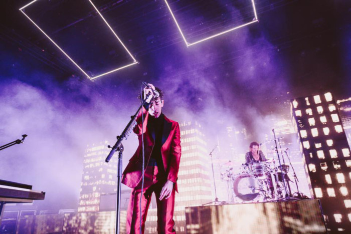 The 1975 to headline at Rocking the Daisies