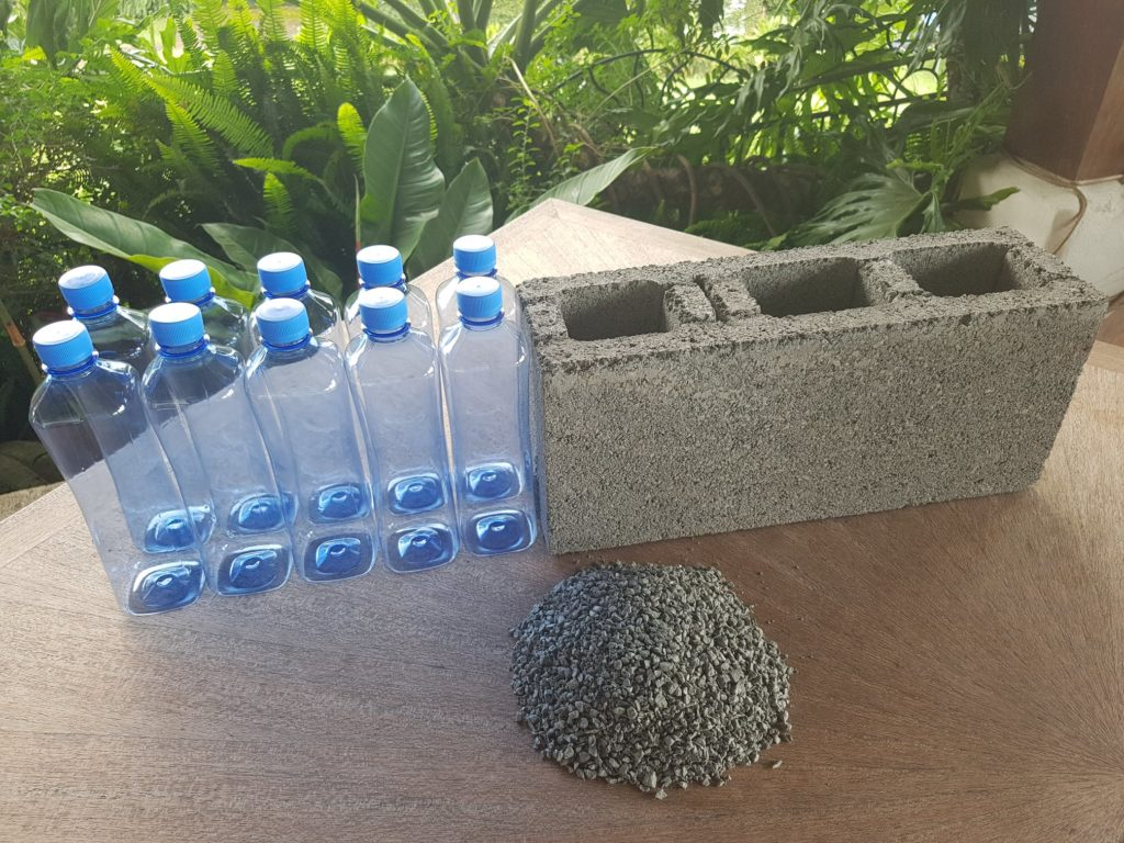 Plastic brick invention to launch in Cape Town