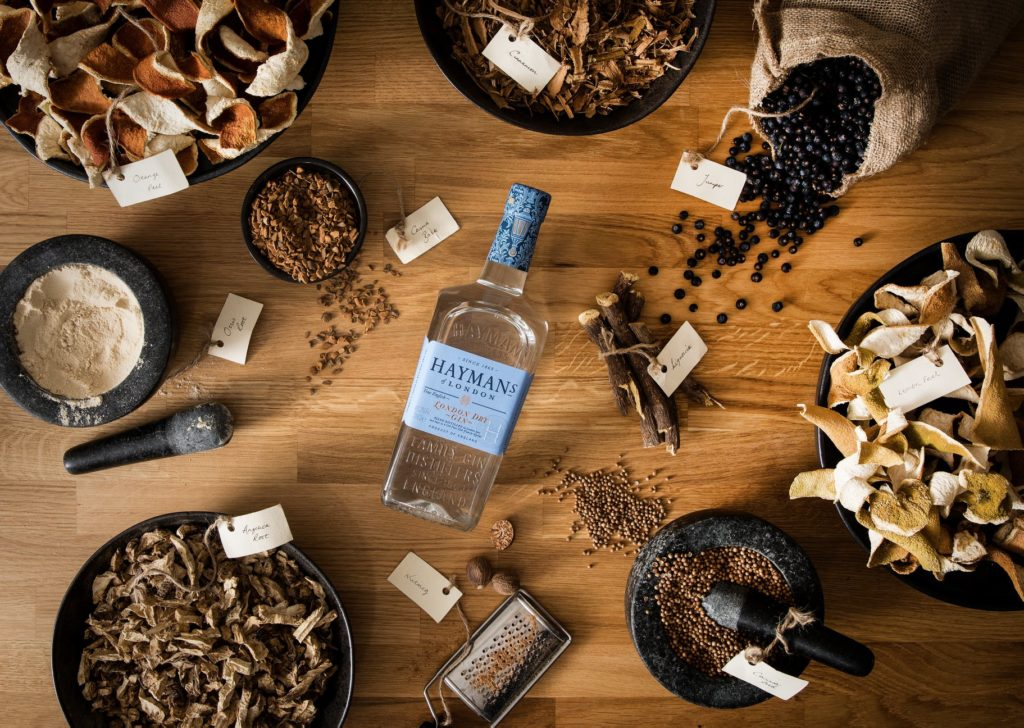 Bottled history - Hayman's Gin comes to SA