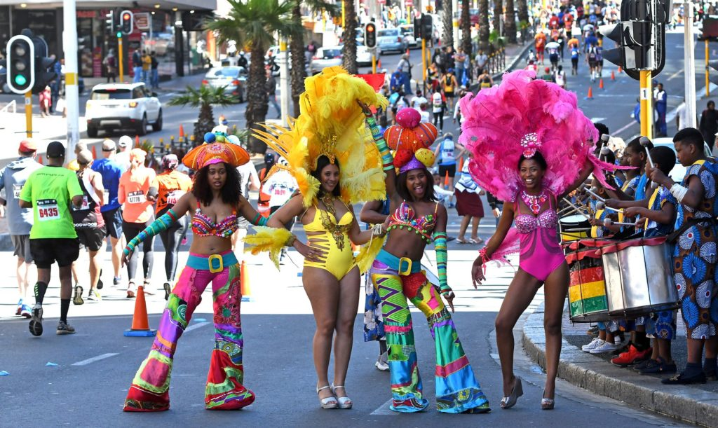 Cape Town Carnival road closures