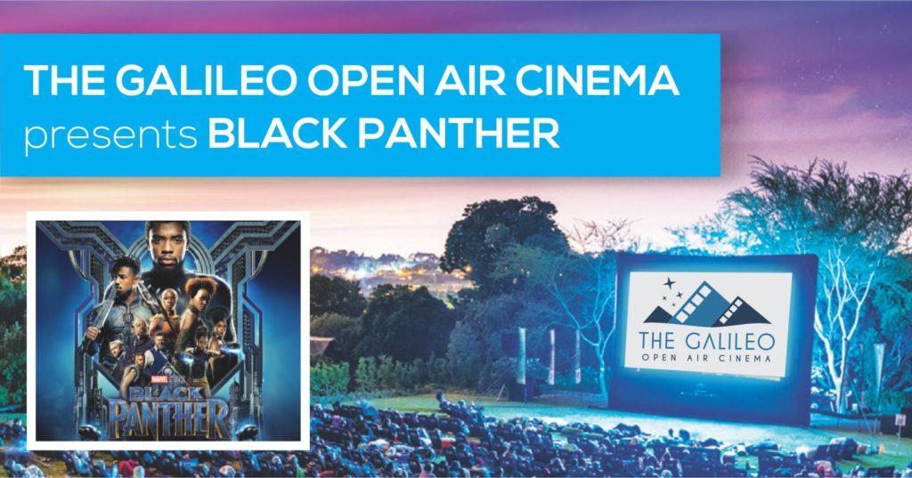 Black Panther Screening at Battery Park