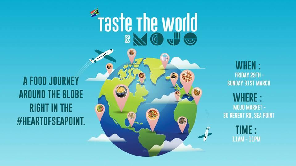 The MOJO Market Takes Foodies Around the World