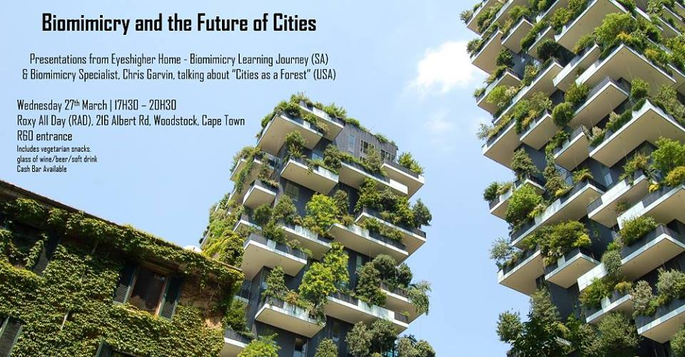 Biomimicry and The Future of Cities as Forests