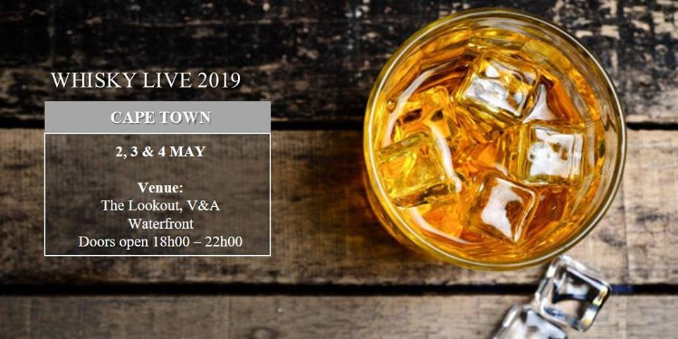 The Mother City Hosts The Whisky Live Festival