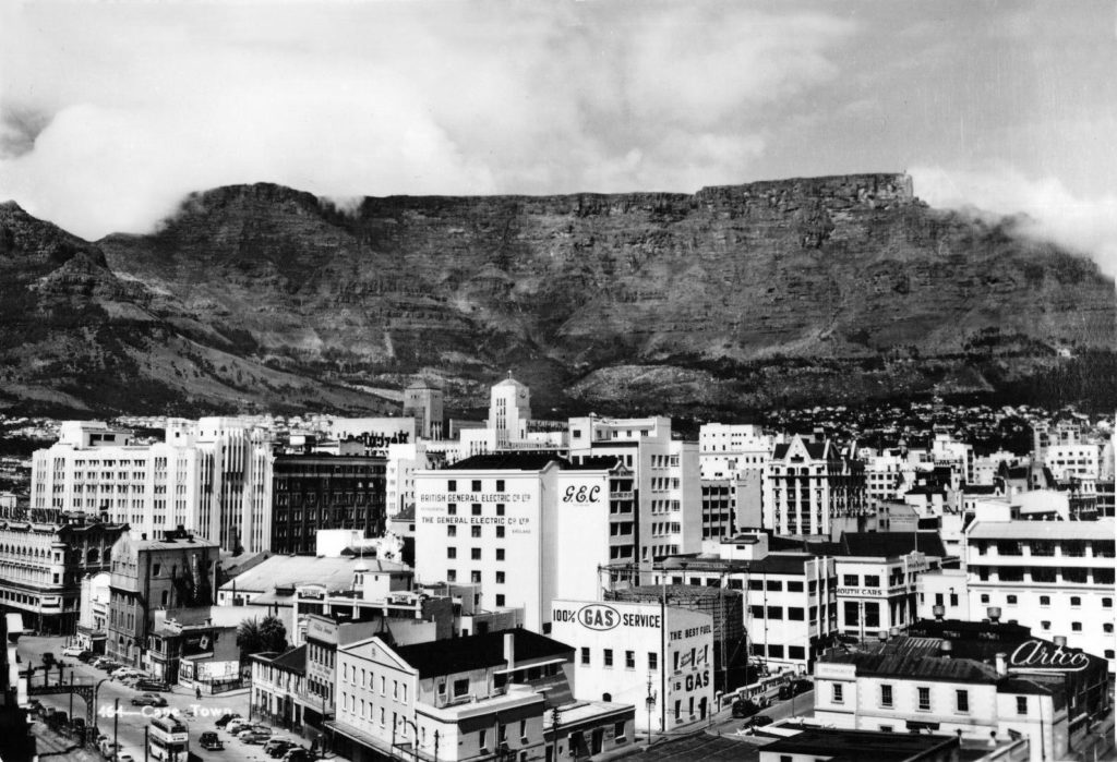 A look back at the Mother City